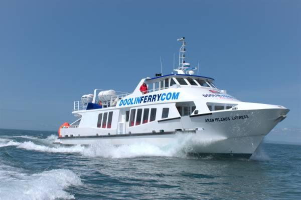 Aran Island Ferries from Doolin