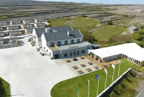 Aran Islands Hotel on Inishmore