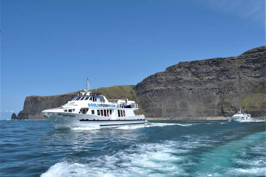 Aran Island Ferries from Doolin to Aran