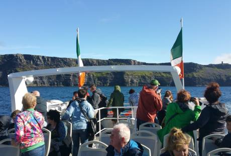 Cliffs of Moher Cruise from Doolin to Aran