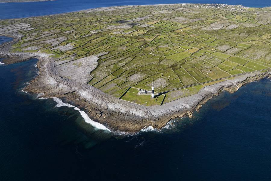 Doolin to Aran Islands of Inis Oirr