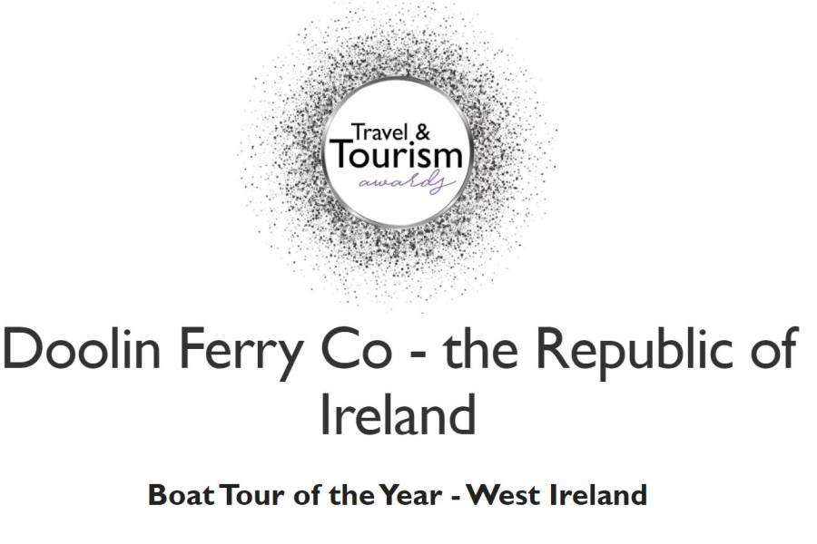 O'Brien Ferries Doolin Ferry Service Award