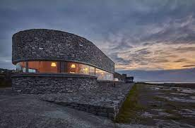 Inis Meain suites and restaurant on Inishmaan aran islands